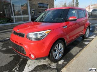 Used 2016 Kia Soul EX+ for sale in Varennes, QC