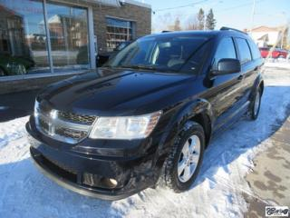 Used 2011 Dodge Journey SXT *FREINS NEUFS* for sale in Varennes, QC