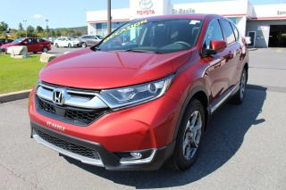 Used 2018 Honda CR-V EX AWD MAGS TOIT SIEGES CHAUFFANTS CAMERA REC for sale in St-Basile-le-Grand, QC