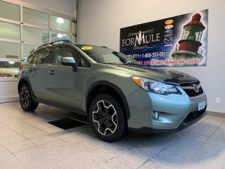 Used 2015 Subaru XV Crosstrek 2.0i w/Sport Pkg for sale in Rimouski, QC
