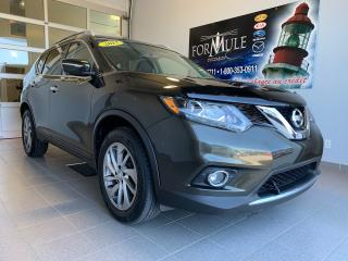 Used 2015 Nissan Rogue SL for sale in Rimouski, QC