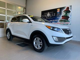 Used 2011 Kia Sportage LX for sale in Rimouski, QC