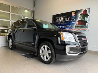 Used 2017 GMC Terrain SLE for sale in Rimouski, QC
