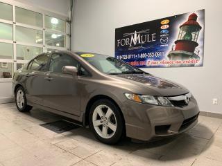 Used 2011 Honda Civic SE for sale in Rimouski, QC