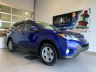 Used 2014 Toyota RAV4 XLE for sale in Rimouski, QC