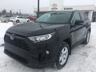 Used 2019 Toyota RAV4 XLE AWD MAGS TOIT SIEGES/VOLANT CHAUFFANTS for sale in St-Basile-le-Grand, QC
