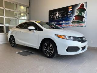 Used 2015 Honda Civic EX for sale in Rimouski, QC