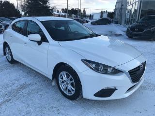 Used 2016 Mazda MAZDA3 Sport Gx Skyactiv for sale in St-Félicien, QC