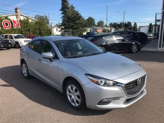 Used 2017 Mazda MAZDA3 GX 49$/sem for sale in St-Félicien, QC
