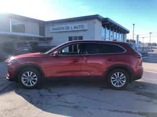 Used 2017 Mazda CX-9 GS-L SAUVEZ 12000$ for sale in St-Félicien, QC
