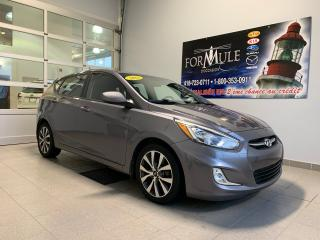Used 2015 Hyundai Accent GLS for sale in Rimouski, QC