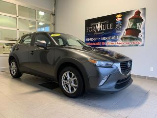 Used 2018 Mazda CX-3 GS for sale in Rimouski, QC