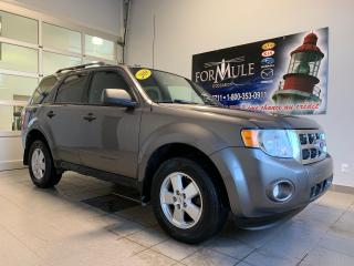 Used 2010 Ford Escape XLT for sale in Rimouski, QC