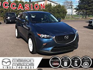 Used 2018 Mazda CX-3 GX Gx awd bas km for sale in St-Félicien, QC