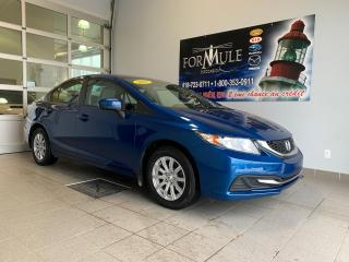 Used 2015 Honda Civic LX for sale in Rimouski, QC