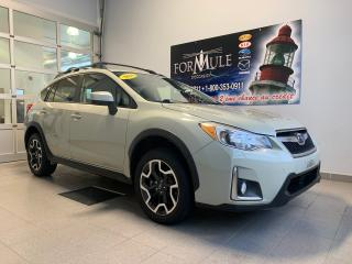 Used 2016 Subaru XV Crosstrek 2.0i w/Touring Pkg for sale in Rimouski, QC