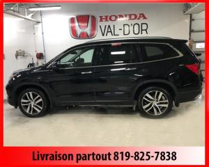 Used 2017 Honda Pilot 4 RM 4 portes Touring for sale in Val-D'or, QC