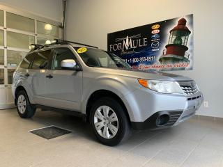 Used 2012 Subaru Forester X for sale in Rimouski, QC
