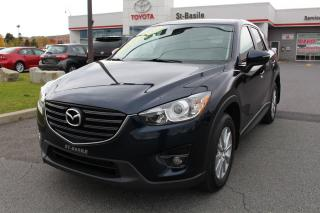Used 2016 Mazda CX-5 GS AWD LUXE CUIR TOIT MAGS SIEGES CHAUFFANTS for sale in St-Basile-le-Grand, QC