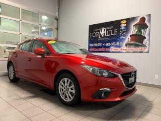 Used 2014 Mazda MAZDA3 GS-SKY for sale in Rimouski, QC