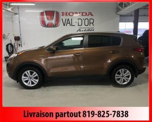 Used 2017 Kia Sportage LX 4 portes TI for sale in Val-D'or, QC