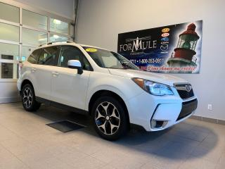 Used 2016 Subaru Forester XT Touring for sale in Rimouski, QC