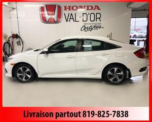 Used 2016 Honda Civic LX 4 portes CVT for sale in Val-D'or, QC
