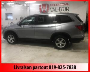 Used 2016 Honda Pilot 4 RM 4 portes LX for sale in Val-D'or, QC
