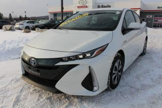 Used 2017 Toyota Prius Prime PLUG-IN SIEGES CHAUFFANTS CAMERA RECUL BLUETO for sale in St-Basile-le-Grand, QC