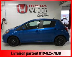 Used 2016 Toyota Yaris Hayon 5 portes, boîte manuelle, LE for sale in Val-D'or, QC