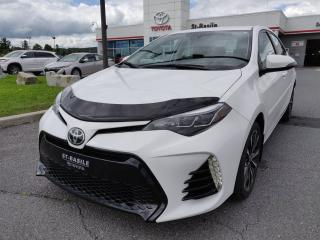Used 2017 Toyota Corolla SE AMELIORE MAGS TOIT VOLANT CHAUFFANTS for sale in St-Basile-le-Grand, QC
