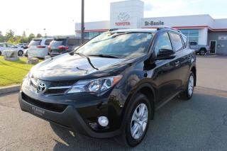 Used 2015 Toyota RAV4 LE AWD SIEGES CHAUFFANTS CAMERA RECUL BLUETOO for sale in St-Basile-le-Grand, QC