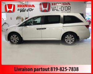 Used 2014 Honda Odyssey Familiale 4 portes SE for sale in Val-D'or, QC