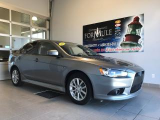 Used 2015 Mitsubishi Lancer se Limited for sale in Rimouski, QC