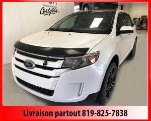 Used 2014 Ford Edge 4 portes SEL, Traction intégrale for sale in Val-D'or, QC
