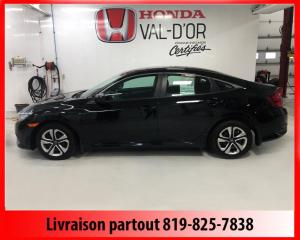 Used 2018 Honda Civic LX BM for sale in Val-D'or, QC