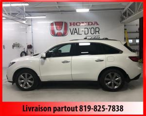 Used 2016 Acura MDX Ensemble Élite 4 portes SH-AWD for sale in Val-D'or, QC