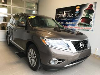 Used 2016 Nissan Pathfinder SL  3.5L for sale in Rimouski, QC