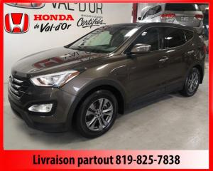 Used 2013 Hyundai Santa Fe Tract intégrale 4 p 2,4 L auto Luxury *D for sale in Val-D'or, QC