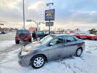 Used 2012 Toyota Corolla for sale in Rimouski, QC