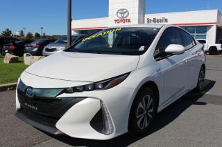Used 2017 Toyota Prius Prime HYBRIDE BRANCHABLE SIEGES CHAUFFANTS GPS for sale in St-Basile-le-Grand, QC