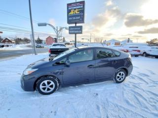 Used 2014 Toyota Prius for sale in Rimouski, QC