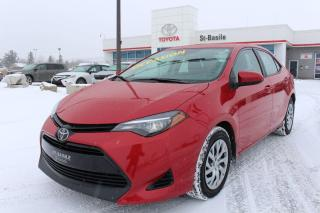 Used 2019 Toyota Corolla LE BLUETOOTH CAMERA DE RECUL SIEGES CHAUFFANT for sale in St-Basile-le-Grand, QC