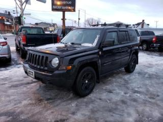 Used 2011 Jeep Patriot for sale in Rimouski, QC