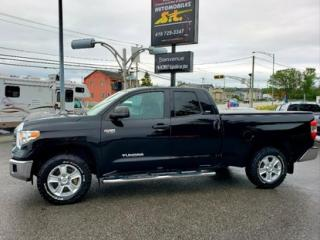 Used 2015 Toyota Tundra SR for sale in Rimouski, QC
