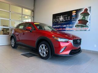 Used 2016 Mazda CX-3 GS for sale in Rimouski, QC