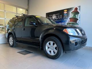 Used 2010 Nissan Pathfinder S for sale in Rimouski, QC