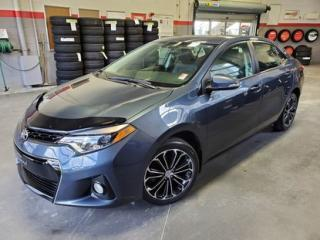 Used 2016 Toyota Corolla S Gr:B *TOIT + MAGS* for sale in Richmond, QC