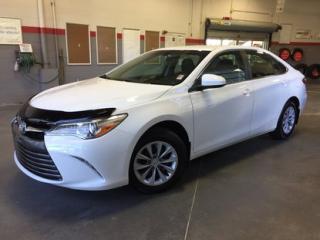 Used 2015 Toyota Camry LE Gr:A 4CYL. *BAS KILOMÉTRAGE* for sale in Richmond, QC
