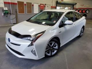 Used 2017 Toyota Prius Touring for sale in Richmond, QC